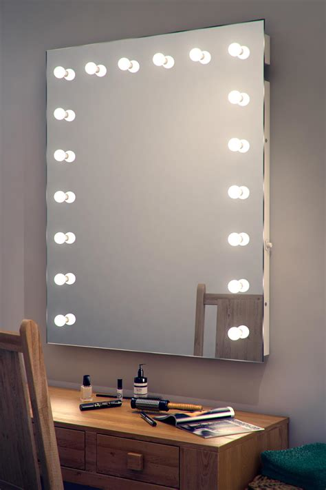 Makeup Desk With Lights Uk by Makeup Theatre Dressing Room Mirror K92 Ebay