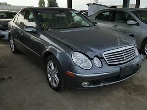 2006 Mercedes-benz Mercedes E