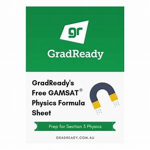 Gamsat Section 3  How To Prepare