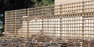 Brico Depot Brise Vue : brico depot brise vue jardin 3 brise vue bois ~ Dailycaller-alerts.com Idées de Décoration
