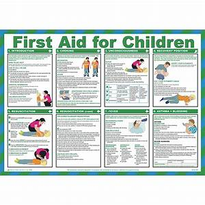 First, Aid, For, Children, Posters