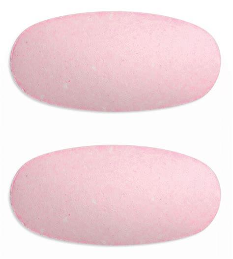 Oval pink pill no imprint