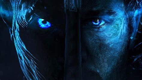 night king  jon snow game  thrones season