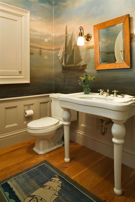 Themed Bathroom by 32 Sea Style Bathroom Interior And Decorating Inspiration
