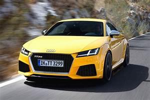 Audi Rs Occasion : new audi tt rs masterfully rendered gtspirit ~ Gottalentnigeria.com Avis de Voitures