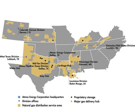 Utility Operations | Atmos Energy