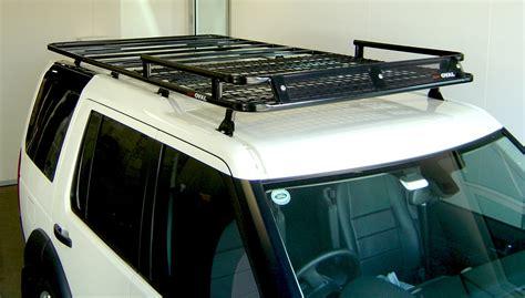 Oval Steel roof racks