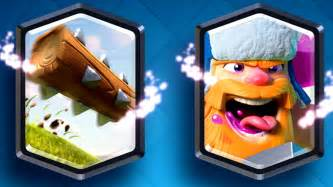 Photo Deck Of Cards by Clash Royale New Update Lumberjack Amp Log New Legendary