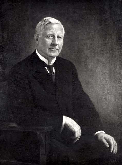 woodrow wilson administration cabinet members