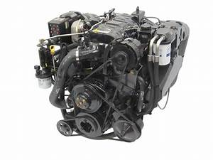 Sell Volvo Penta 7 4l 454 Gi Complete New Boat Engine Fuel