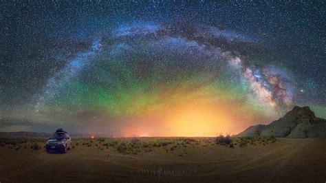 spectacular    night sky   world