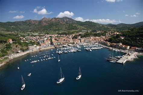 Porto Azzurro by Porto Azzurro And Its Immense Historical Patrimony