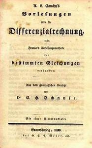 Differenzial Rechnung : syllogismos cauchy ~ Themetempest.com Abrechnung