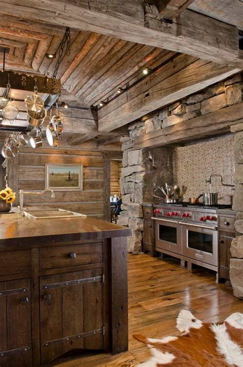 rustic cabin kitchen ideas 10 best images about rustic kitchens on