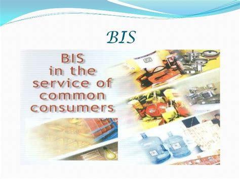 bureau of product standards bureau of indian standards bis