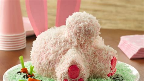 Bunny Butt Cake Recipe From Tablespoon