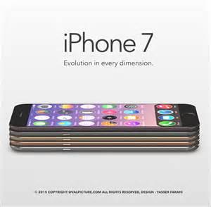 iphone 7 design beautiful new apple iphone 7 concept design specs images