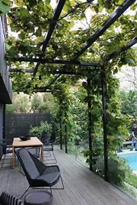 Terrasse Couverte En Alu. tonnelle aluminium et polycarbonate ...