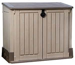keter woodland storage box amazon co uk garden outdoors
