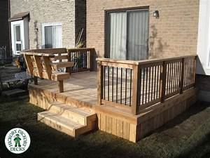 71 best deck images on pinterest decks deck railings With elements to know before doing small decks ideas