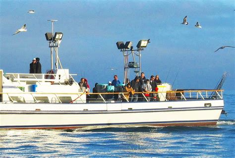 Deep Sea Fishing Party Boat by Newport Landing Sportfishing Southern California Fishing
