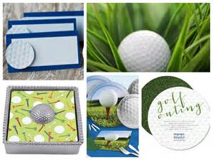 golf planning ideas supplies birthdays fundraisers retirement corporate
