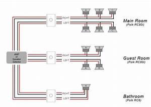 Original In Ceiling Speaker Wiring Diagram In Ceiling