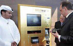 Gold To Go : gold vending machines soar high at burj khalifa 39 s observation deck ~ Orissabook.com Haus und Dekorationen