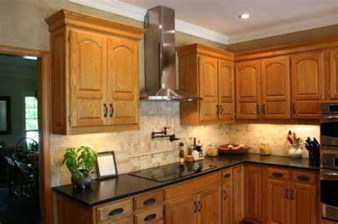 granite  oak  color light  dark kitchens forum gardenweb design pinterest