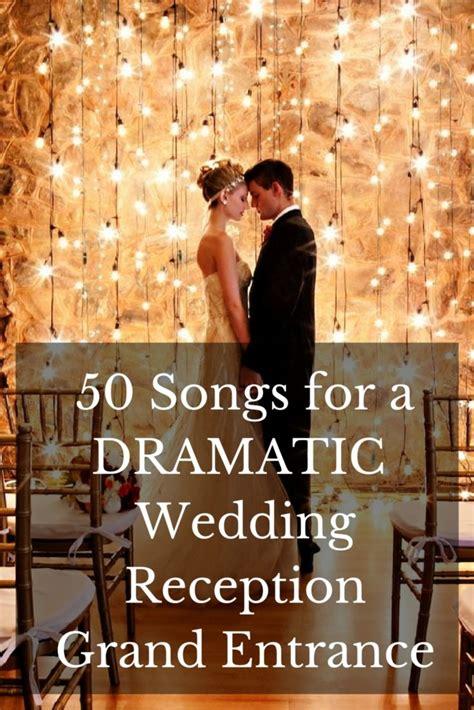 team wedding blog 50 songs for a dramatic wedding