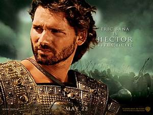 Wallpaper actor, Troy, Eric Bana, Eric Bana is Hector (Troy).