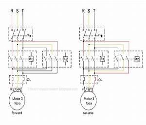 Pengasutan Penyambungan Motor Listrik 3 Fasa Webmasdwi Free
