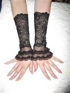 items similar to bachelorette black lace cuffs black lace
