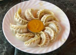 Indian Chicken Momo
