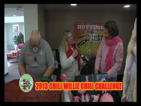 Village of Orland Park Chilly Willie Chili Challenge 2013