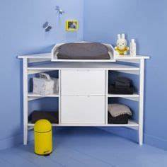 Plan A Langer Universel : meuble langer d 39 angle b b luna blanc tables ~ Teatrodelosmanantiales.com Idées de Décoration