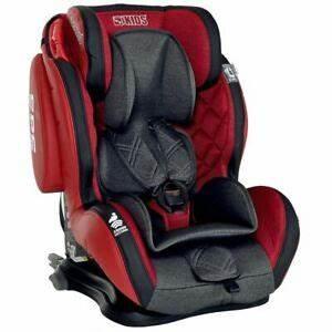 Kindersitz Gruppe 3 Isofix : auto kindersitz gt comfort isofix 9 36 kg rot gruppe 1 2 3 ~ A.2002-acura-tl-radio.info Haus und Dekorationen