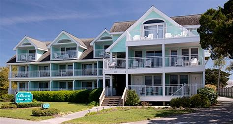 ocracoke harbor inn hatteras ocracoke islands nc