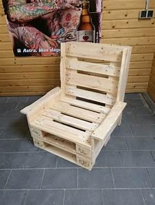 Stuhl Aus Paletten : loungem bel gartenlounge aus euro paletten paletten m bel ein designerst ck von ~ Whattoseeinmadrid.com Haus und Dekorationen