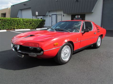 1973 Alfa Romeo Montreal For Sale