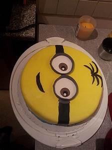 Minion Torte von Linasbackwelt Chefkoch de