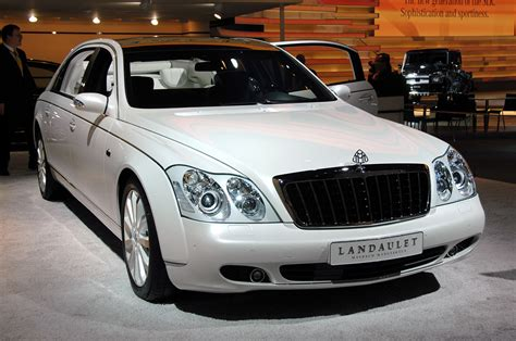 2018 Maybach Landaulet Current Models Drive Away 2day