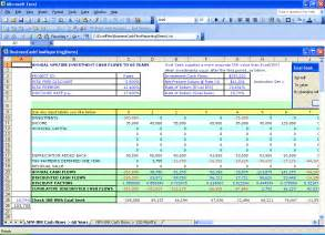cash flow statement calculator excel npv and irr calculator fashion online magazine