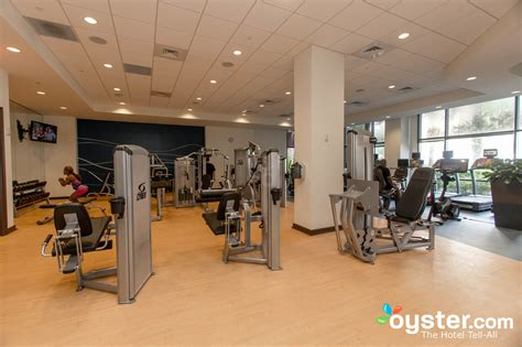 bunk beds with fitness center at the wyndham grand orlando resort bonnet