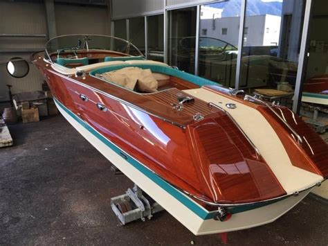 Riva Boats Aquarama For Sale by 1983 Riva Aquarama Special Power Boat For Sale Www