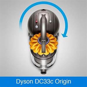 Dyson Beutelloser Staubsauger : dyson dc33c origin vergleich staubsauger ~ Kayakingforconservation.com Haus und Dekorationen