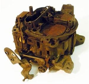 1967 Camaro Rochester Quadrajet Carburetor 4 Barrel 396