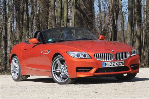 2018 Bmw Z4 Sdrive35is Review By Autoblog Autoevolution