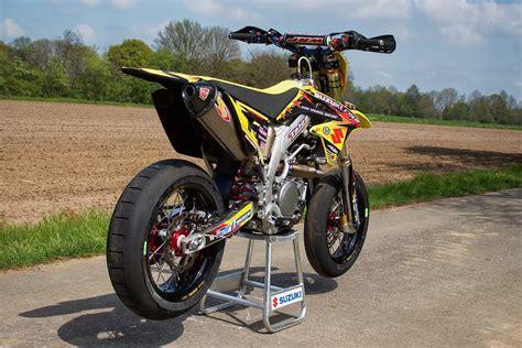 Supermoto Suzuki by Suzuki Rm Z 450 Supermoto Plogmann Dsr Suzuki