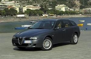 Alfa Romeo 156 Sportwagon Specs  U0026 Photos - 2003  2004  2005